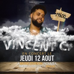 VINCENT C. EN CONCERT