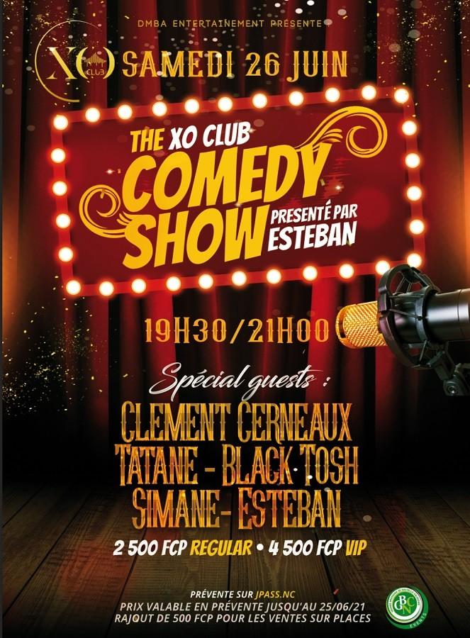 The XO Club Comedy Show